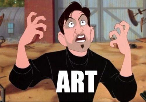 art guy