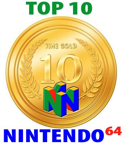 Top Ten - Nintendo 64
